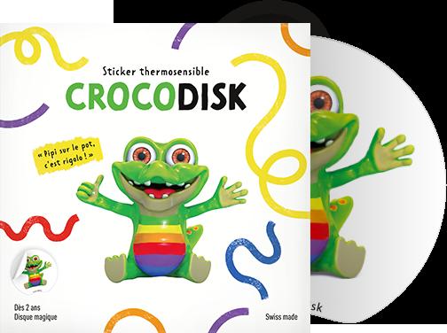 Vignette du produit :  Crocodisk