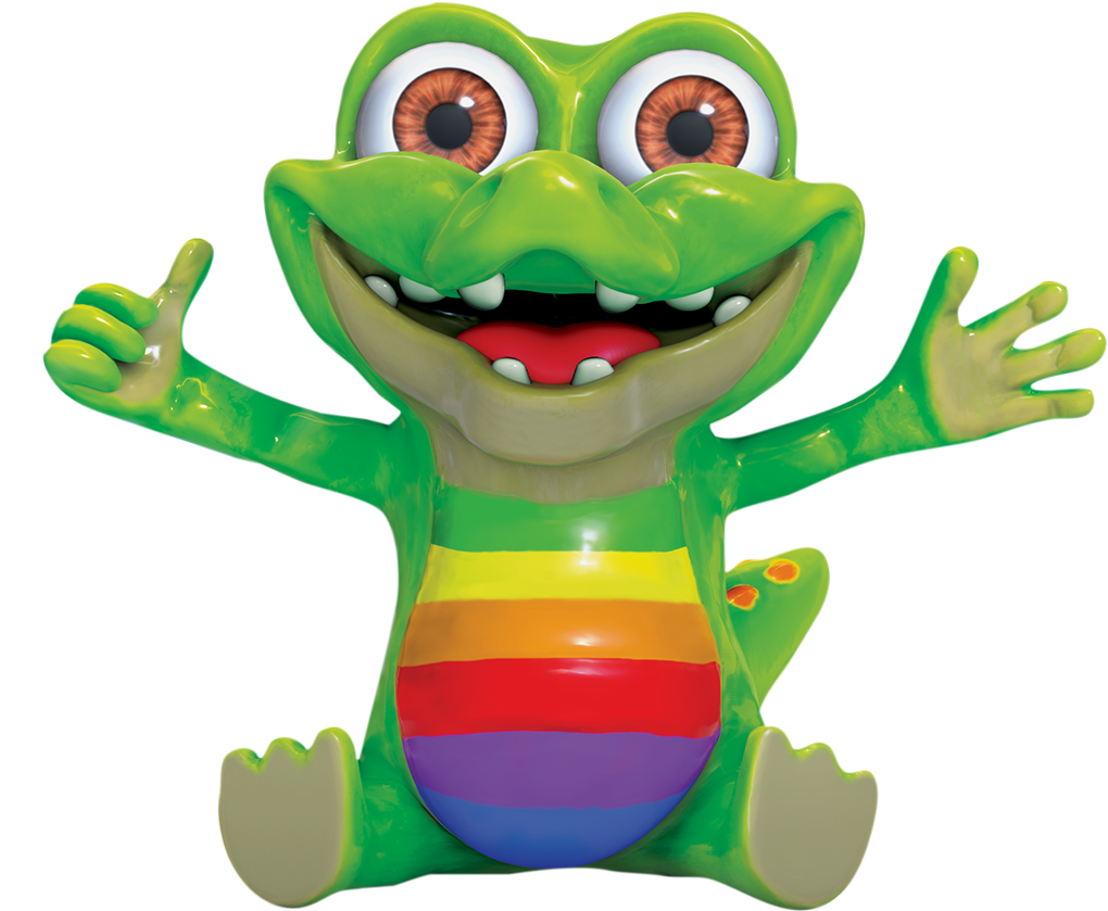 Illustration du produit: Crocodisk